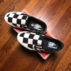 Vans Slip-On UltraCush checkered mega check